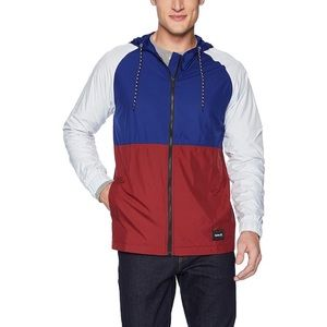 NWT Hurley Men's Pistol River Jacket Insulated